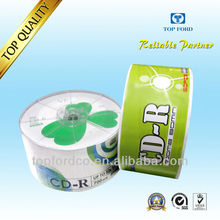 700MB recordable CD R disc with shrink-wrap package