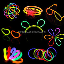 5x200mm chemical glow stick, glow light sticks