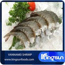 IQF HLSO Vannamei Shrimp(Penaeus Vannamei)