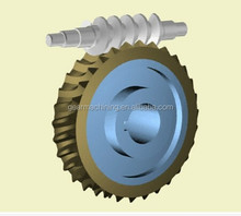OEM heavy Duty Cast Steel Turbine Rotor With High Precision