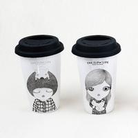 LANGUO personalized white ceramic mugs bulk in beautiful design for wholesale model:LGMS-2131