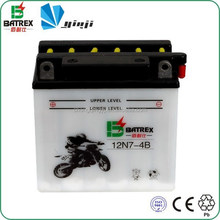 Dry Charged Flooded Motorcycle Battery/Suzuki EN125 Motorcycle Parts