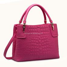 Crocodile Print Newest Designs Fashion Bag European Shoulder Bag for Women