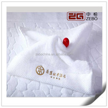 100% Cotton White Good Quality 16S Cheap Hand Towels Suppliers