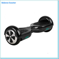 2015 High quality two wheels 170mm tire size 6.5inch smart balance electronic scooter with led light For Adults or Child