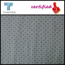 Geometric100 rayon viscose sarja impresso tecido fresco super macio para o vestuário vestido de camisa