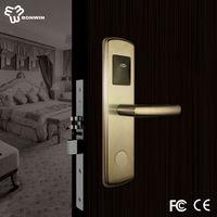 special design electronic door handle locks for safe