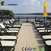 Qingdao supplier high quality trend of outdoor wood flooring