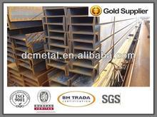 High Quality JIS/ASTM/BS/DIN/GB Standard Structural I Beam Steel