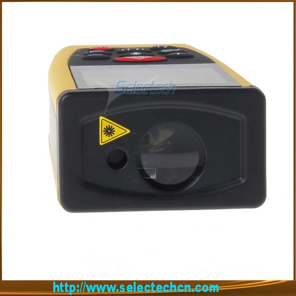 digital laser sensor distance meter 70m meter laser hunting binoculars golf equipment With Level bubble