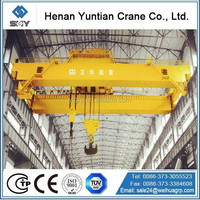 Heavy Duty Double Girder Trolley Overhead Crane 350/75T , Crane Manufacturing Expert Products