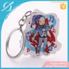 double side keychains/cute girl key rings/funky keychains