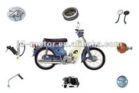 Japanese Cub C50 Spare Parts and Accessories
