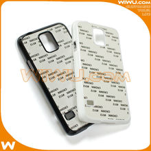 Blank PC Sublimation mobile phone Case for Samsung S5 I9600