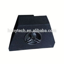 trade assurance supplier 8'' subwoofer box fit biult in golf 7 car trunk