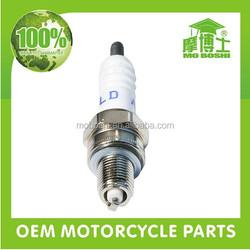 125cc 2 stroke motorcycle A7TC spark plug fits for Honda,Lifan,zongshen,Loncin,CG125
