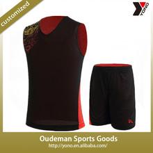Custom sublimation printing basketball uniform , cheap reversible basketball jersey, wholesales polyester basketball apparel