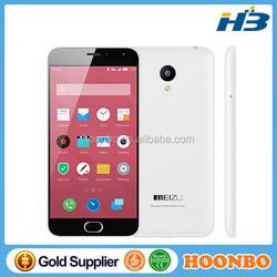 """Original Meizu M2 Note Mini 4G LTE Dual Sim MTK6735 Quad Core 2GB RAM 16G ROM 5.0"""" 1280x720 13MP Mobile Phone Flyme 4.5"""