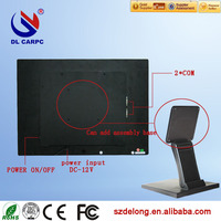 display rack factory sale directly watch display case wall mount glass display case AL PC case