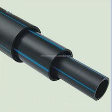 High density polyethylene pipe PE water pipe fitting price list