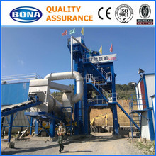 120t/h batch type asphalt mixing equipment from factory of china