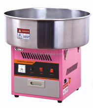 Stainless Steel Fairy Floss Cotton Candy Making Machine