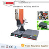 Ultrasonic plastic spot welding machine