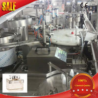 oil based perfumes filling machine