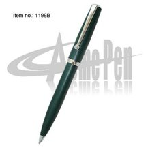 Classic MB style Ball pen Cross style or Parker style refill Twist action Ballpoint Pen PMS color and Custom Logo Branded Pens