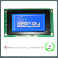 12864 Graphic LCD display for 113*65*12.5mm outlines size design