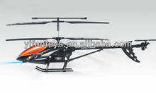 3.5 Channel 2.4G remote control Metal helicopter with GYRO