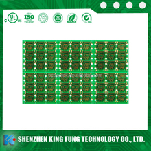 4L printed circuit Board Lead-free HASL, 4Oz Cu PCB with Matt Green Solder Mask in China