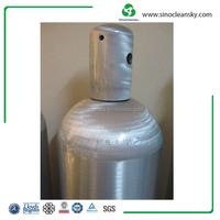 EN Standard 50L High Pressure Gas Cylinders Carbon Dioxide
