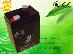 Pakistan sealed lead acid rechargeable battery 6v5ah