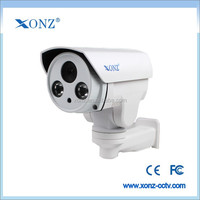 Full HD PTZ LED EXIR Onvif Zoom Outdoor security alarm 13mp camera android mobile phone