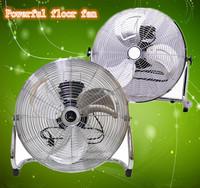 """factory supply 18"""" FLOOR FAN & INDUSTRIAL FAN&HIGH VELOCITY FAN/ Electrical floorFan 100% copper motor"""