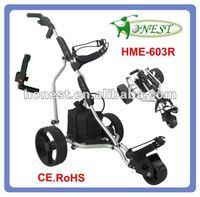 3 wheel electric golf cart Golf trolley