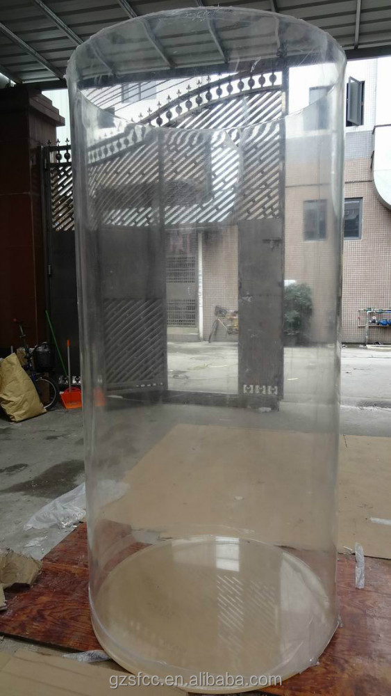 Mm extruded clear large diameter acrylic tube buy