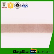 Satin Shiny Face Bra Shoulder Elastic Tape With High Quality