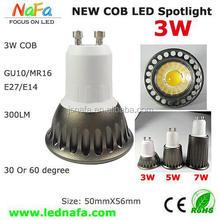 Jiashan Nafa new product gu10 led bulbs 5W 90-260V buying online in china