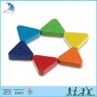 Preschool Wooden Educational Montessori Teaching Material EN71 Toddler Toy Trix clutching toy