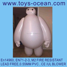 inflatable baymax cartoon /baymax display /baymax inflatable