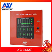 Working with LED flash indicator conventional alarm control panel