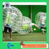 Quality PVC/TPU large and cheap human inflatable bumper bubble ball, body bumper ball