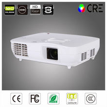 CRE X2000 Native 1920x1080 home theater system multimedia 3LCD +3LED RGB WIFI Full HD Projector