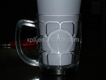 Professional factory supply branded beer glasses for party decorations