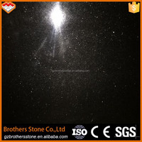 High-quality low price factory tiles and slabs black star granite galaxy granite