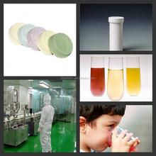 Magnesium Effervescent Tablet Multi Mineral with Fruit Taste