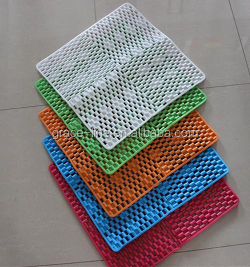 Foot Design PVC Bathroom Mat