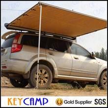 Hot vente toile pliable soleil abri pour shelter camping